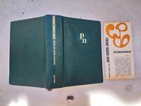 1967 Juan Ramon Jimenez, Primeros libros de poesia, Tercera edicion,Aguilar