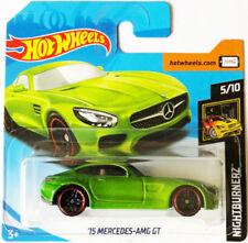 Artículos de automodelismo y aeromodelismo Hot Wheels, Mercedes de escala 1:64
