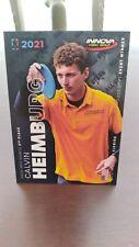 2021 Disc Golf Pro Tour DGPT trading cards heimburg