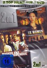 DVD NEU/OVP - 2 On 1 - Masked And Anonymous / True Women