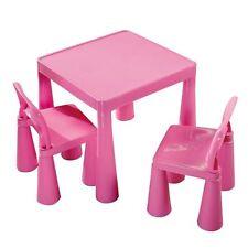Tische- und Stühle-Sets in Rosa für Kinder