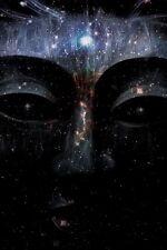 A1 UNIVERSAL BUDDAH SPACE INSPIRATIONAL MOTIVATIONAL ARTWORK PRINT POSTER