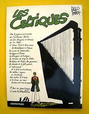 PRATT CORTO LES CELTIQUES CASTERMAN EO BROCHEE 1980 TBE