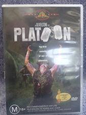 PLATOON OLIVER STONE CHARLIE SHEEN WILLIEM DAFOE M R4