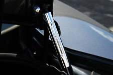 2010-2014 Chevrolet Camaro Billet Trunk Shock Rod Covers Polished