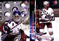 1996/97 AHL Binghamton Rangers Hockey Card Team Set