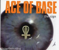 ACE OF BASE - THE SIGN (3 track CD single)