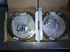 HOLDEN COMMODORE VT VX VY VZ .. REAR HAND BRAKE HANDBRAKE SHOE KITS BOTH SIDES