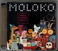 MOLOKO - THINGS TO MAKE AND DO