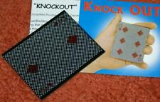 Knock Out - (like Masuda Wow) - truly visible card change sleeve Tmgs