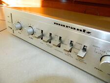 reiner Klang u. Luxus Phono Teil    MARANTZ  Sc 500   Stereo PRE Amp