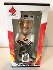 Team Canada Ed Jovanovski Bobblehead 2002 Salt Lake Olympics New