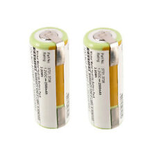2PC Electric Toothbrush Battery for Oral-B Triumph Oral-B Professional Care