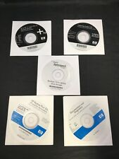 HP XW4300 Workstation Restore Discs WinXP OS  Monitor Driver and Retrospect