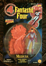 Marvel Comics Fantastic Four Medusa action figure -1996 MOC