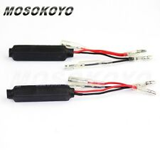2 X 12V LED Load Resistors Universal For Motorcycle LED Turn Signal Indicator