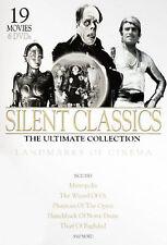 Silent Classics Ultimate Collection | (Dvds, 19 Movies) Metropolis, Oz, Twist