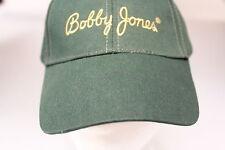 Bobby Jones Dark Green & Dull Gold Baseball / PeakCap Modern Trendy 100% Cotton