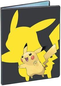 Ultra Pro Pokemon Sword & Shield Pikachu 9 Pocket A4 Folder Album Binder