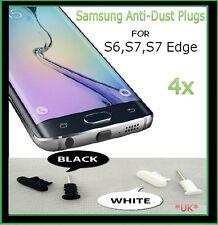 Dust plugs for Samsung Galaxy ,S6 Edge,S7,S7 Edge
