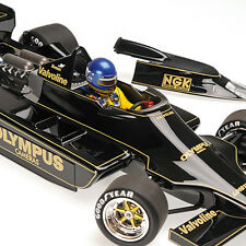 LOTUS FORD 79 Ronnie Peterson1978 in 1:18 Scale by Minichamps Diecast Model