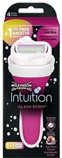 Wilkinson Sword Intuition Island Berry Razor+1 Blade
