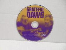 Grateful Dawg DVD NO CASE Jerry Garcia
