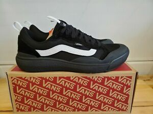 Vans Ultrarange Exo Se Black Water Resistant Skateboarding Shoes for Men