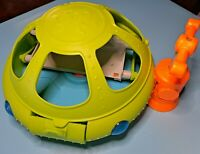 Octonauts Deep Sea Launch & Explore Octo-Lab Green Playset w/Sounds Incomplete