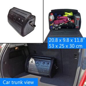 For Mercedes Benz Car Trunk Cargo Travel Foldable Storage Organizer Bag Box