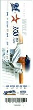 2012 Brewers vs Astros Ticket: Cody Ransom,  Nyjer Morgan & Scott Moore HR
