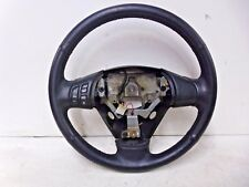 Genuine Mazda RX8 2.6 essence Cuir Multifonction Volant 2002 - 2008