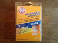 Arm & Hammer Hepa Filter Fits GE Canister Model VC-396 Vacuum Filter