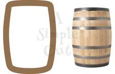 Barrel Shape Cookie Cutter