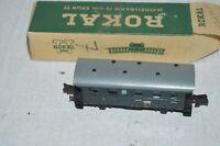 RARE WAGON  VOITURE PASSAGER   D 1209 ROKAL TT  TRAIN BOITE PERSONENWAGEN DB 3