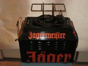Jägermeister 3er Bottle Tap Maschine Zapfanlage Shot Kühler Cooler