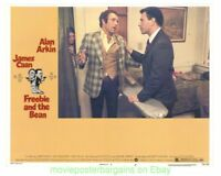 FREEBIE AND THE BEAN LOBBY CARD size 11x14 MOVIE POSTER 5 Card's JAMES CAAN