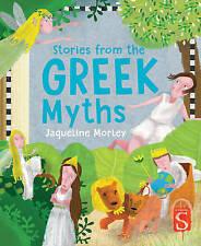 Greek Myths: Volume 1, Jacqueline Morley | Hardcover Book | 9781910706817 | NEW