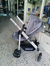 CULLA E PASSEGGINO SPARCO NEW URBAN BIMBO 0928GR CARRYCOT SEAT BABY