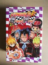 VONGOLA Grand Prix n°2 - Toshinori Takayama Manga Star Comics  [G370E]