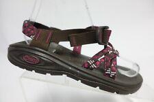 CHACO Z/Volv X ZX/1 Brown Sz 6 Women Hiking Sport Sandals