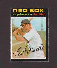 1971 OPC O-Pee-Chee #340 RICO PETROCELLI Red Sox No Creases NRMT