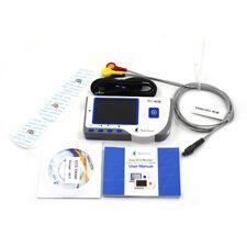 80b Handheld Easy Ekg Ecg Portable Heart Monitorecg Cable Continuous Monitoring