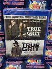 NEW True Grit 2 Movie Collection Blu-ray Canada SEALED EN FR SP Bilingual