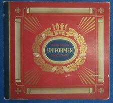 Sammelbilderalbum - Uniformen der alten Armee - Waldorf-Astoria Zigaretten
