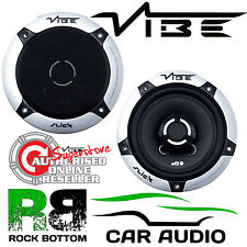 "Vibe Slick 6  V5 480 Watts a Pair 17 cm 6"" 2 Way Coaxial Car Door Speakers"
