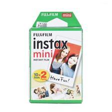 20films Instax mini White Instant Film For Mini 7s 8 9 25 50 90 Camera