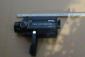 Canon Auto Zoom 318 M - Vintage Video Camera - Super 8