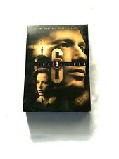 The X-Files - The Complete Sixth Season (DVD, 6-Disc Set, Sensormatic Widescreen)