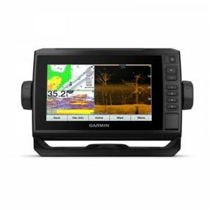 Garmin ECHOMAP 73cv UHD with US LakeVu g3 and GT24UHD-TM Transducer 010-02334-01